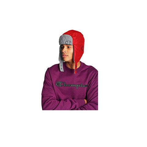 Champion Puffer Hunter's Hat Scarlet H0915