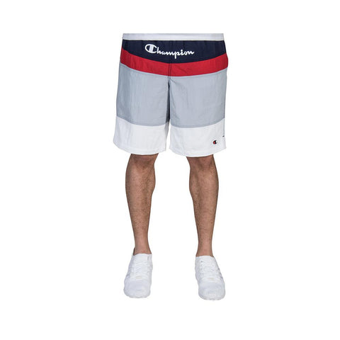 Champion Men's Woven Shorts Imperial Indigo/Sideline Red/Silverstone/White 89801