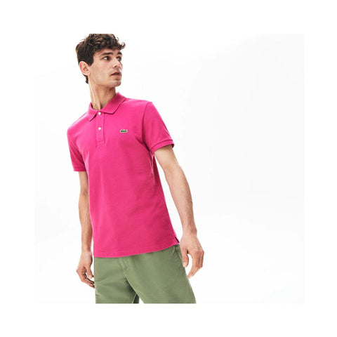 Lacoste Men's Slim fit Petit Pique Polo Shirt Gala PH4012-51 Z04