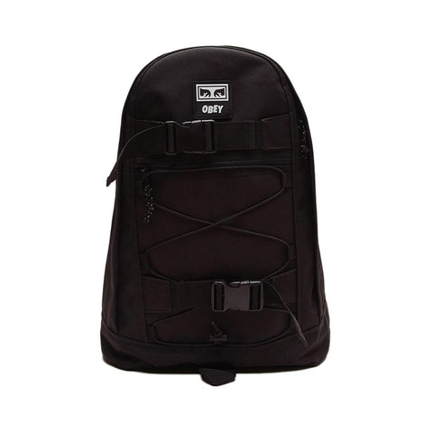 Obey Conditions Utility Day Pack Black 100010139