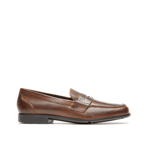 Rockport Classic Loafer Penny Dark Brown  M76444