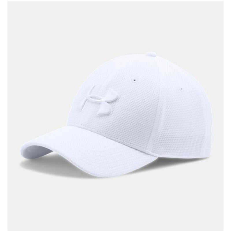 Under Armour UA Blitzing II Stretch Fit Cap White/White 1254123-101