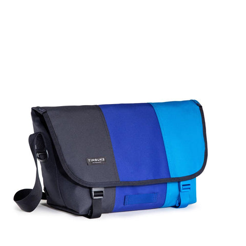Timbuk2 Classic Messenger Bag Tres Colores Lagoon 1974-4-7090