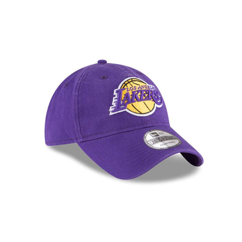 New Era Los Angeles Lakers Core Classic 9Twenty Adjustable 11416769