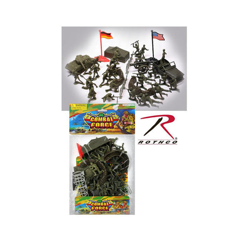 Rothco Combat Force Soldier Play Set Olive Drab 592