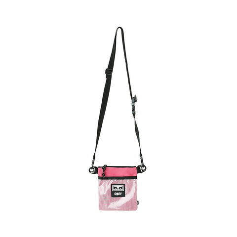 Obey Conditions Side Pouch II Magenta 100010119