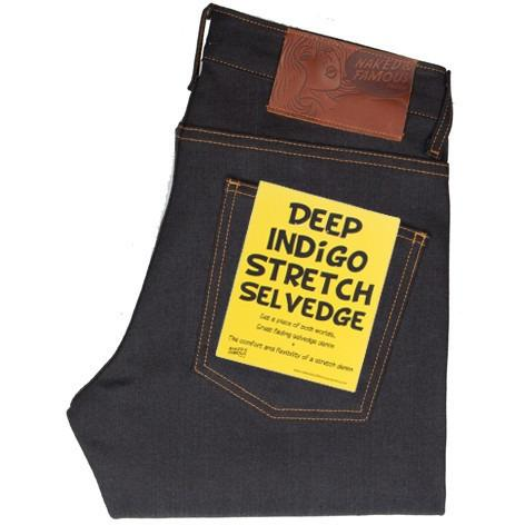 SuperSkinnyGuy Deep Indigo Stretch Selvedge