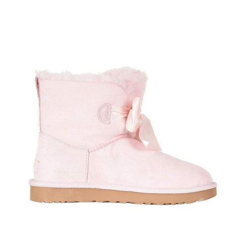Ugg Womens Gita Bow Mini Seashell Pink 1098360