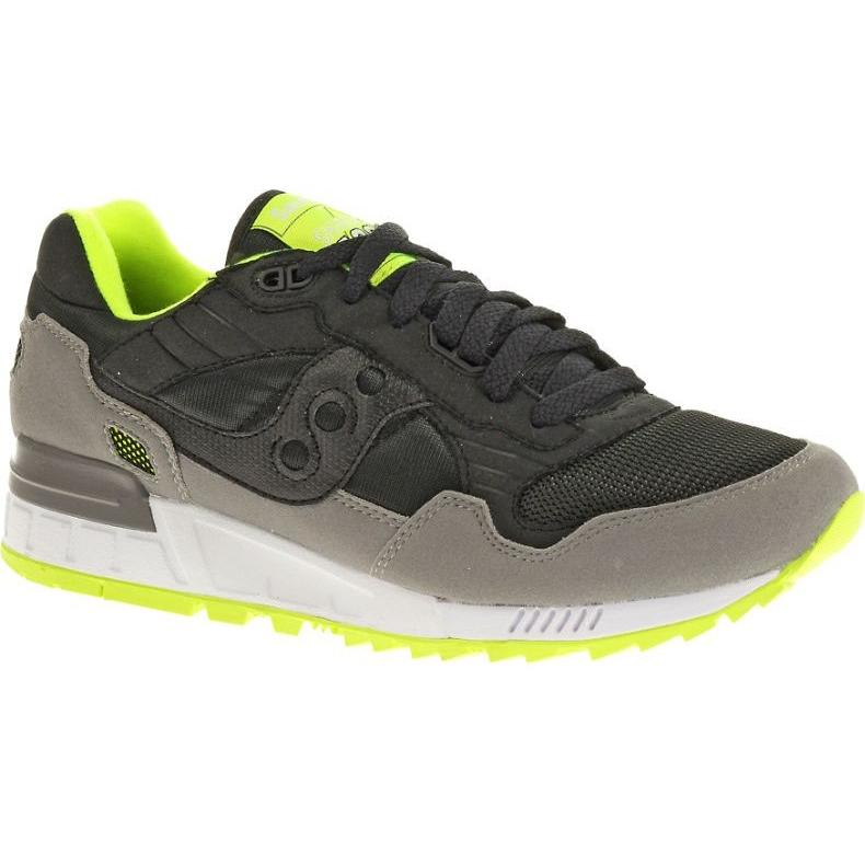 Saucony Men's Shadow 5000 Black/Grey #S70033-61