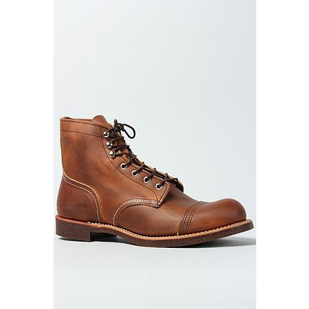 RED WING Style No. 8115 Iron Ranger