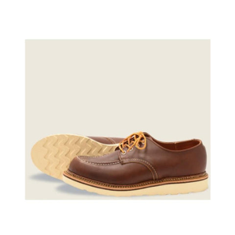 Red Wing Classic Oxford Heritage Style Mahogany  8109