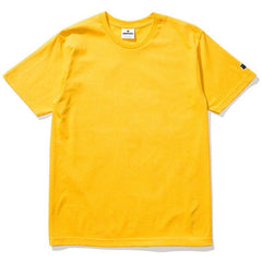 Undefeated Felt Patch Strike Tee Gold 5900874