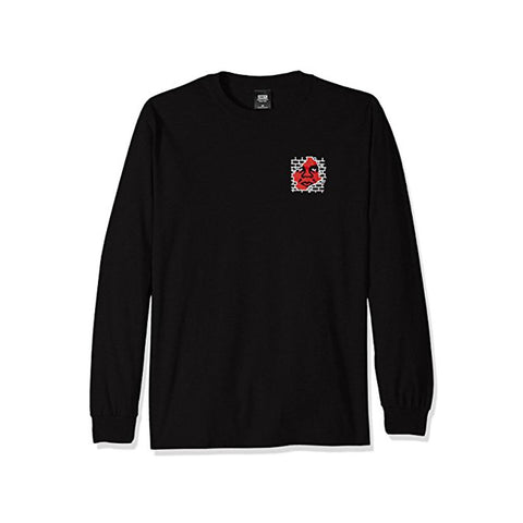 Obey Big Boy Pants Basic L/S Black 164901595