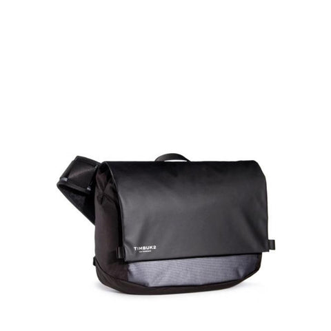 TIMBUK2 Camp & Hike Stark Messenger Bag Jet Black 1344-3-6114