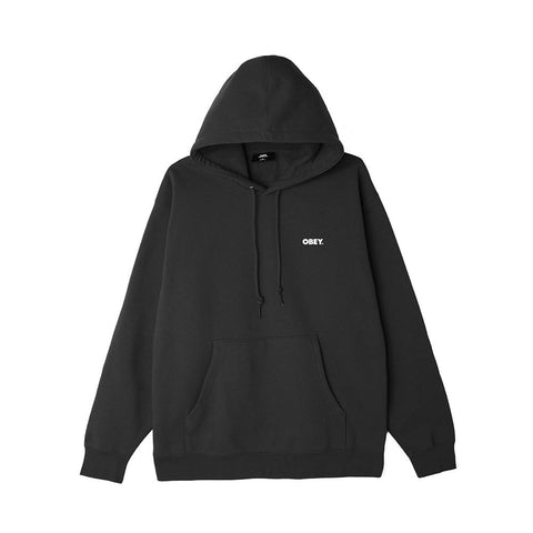 Obey Bold Box Fit Pullover Hood Black 112842349