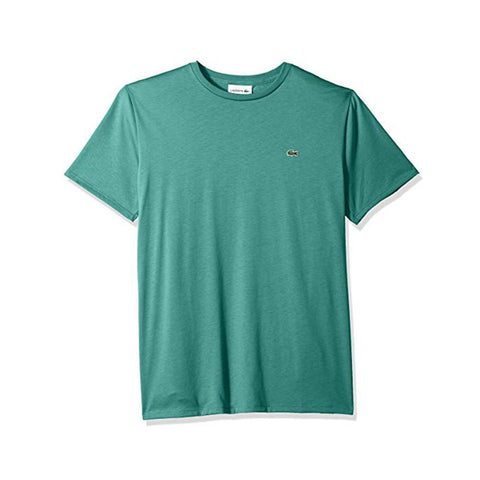 Lacoste Men's Crew Neck Pima Cotton Jersey T-shirt Bailloux TH6709-51 XOU