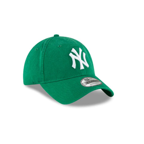 New Era New York Yankees Mlb Core Class Misc 9Twenty Adjustable Green 11507144
