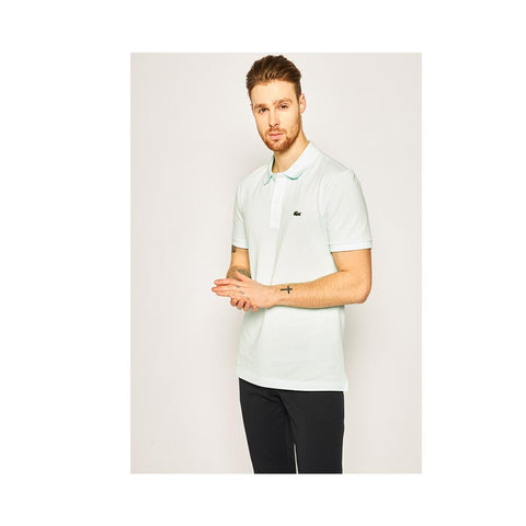 Lacoste Men's Slim fit Petit Pique Polo Shirt Igloo PH4012-51 WXH