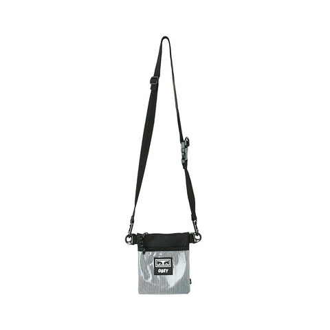 Obey Conditions Side Pouch II Black 100010119