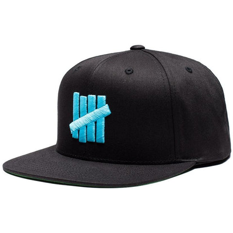 Undefeated 5 STRIKES CAP Blue 531238