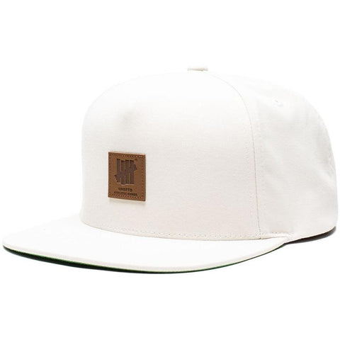 Undefeated Goods Cap White 531240