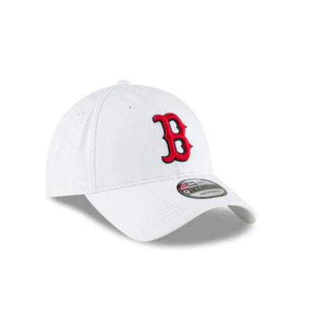 New Era Boston Red Sox Mlb Core Class Misc 9Twenty Adjustable White 11832142