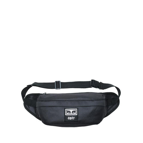 Obey Takeover Sling Bag Black 100010121