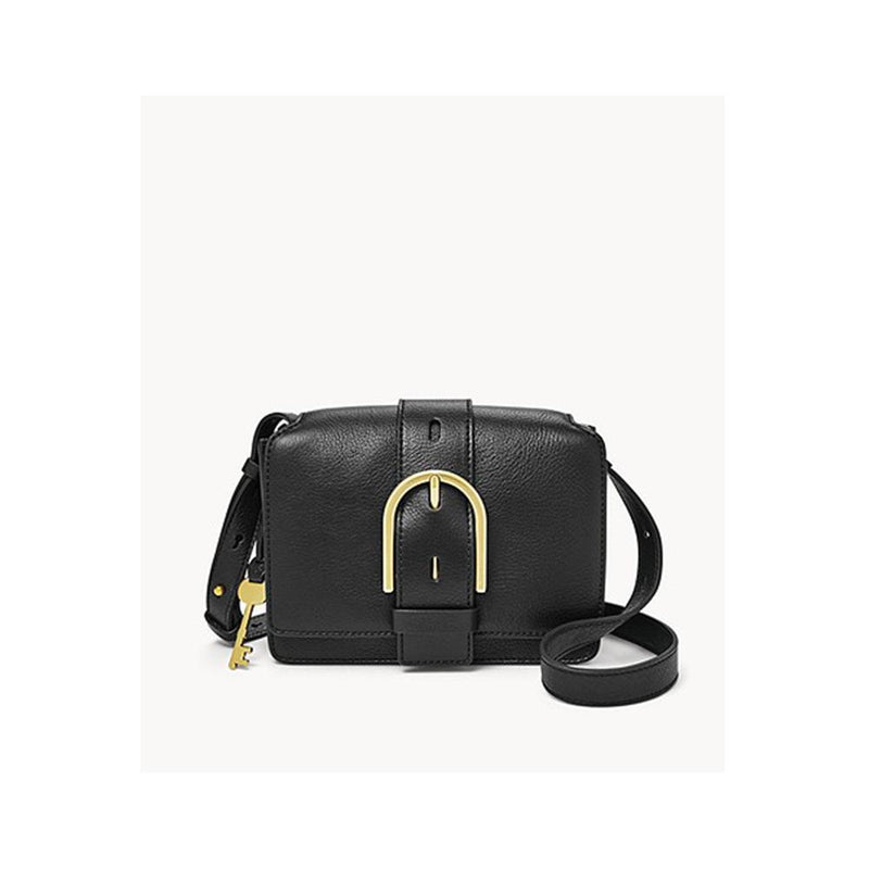 Fossil Wiley Mini Crossbody Black ZB7885001