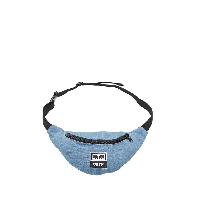 Obey Wasted Hip Bag Denim 100010098