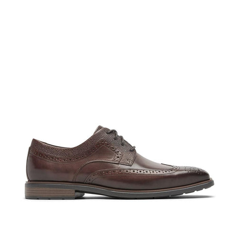 Rockport Men's Farrow Wingtip Tan Scotch CH9870