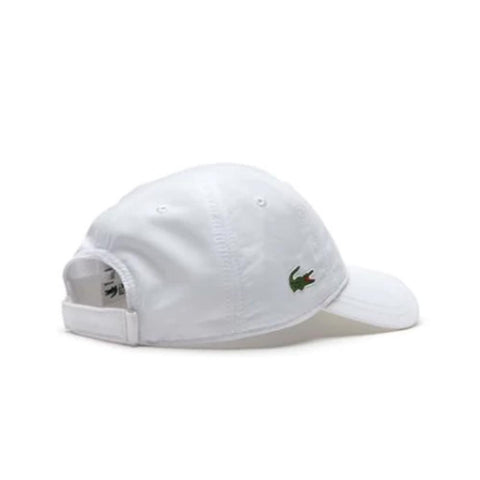 d9c2bbb8749 Lacoste Unisex Sport Presidents Cup Edition Microfiber Cap White  RK1885-51-001