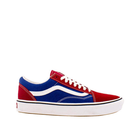 Vans ComfyCush Old Two-Tone Chili pepper/True Blue VN0A3WMAVX1