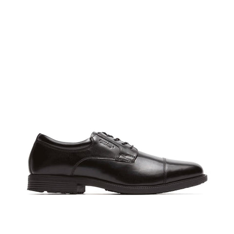 Rockport Men's Charlesroad Captoe Black Ec CH3870