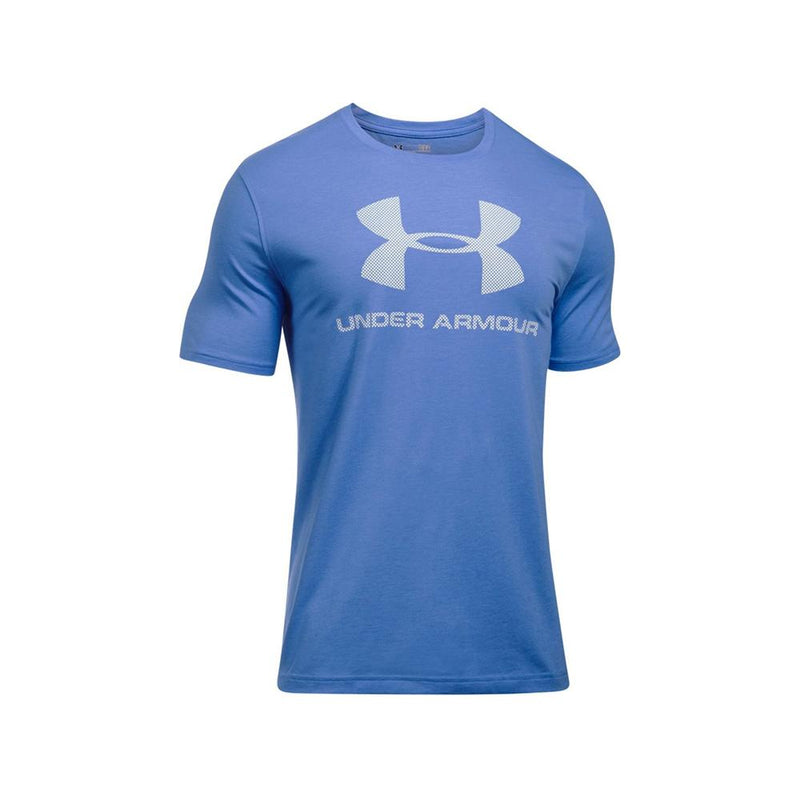 Under Armour UA Sportstyle Logo T-shirt  WWH/WHT 1257615-464