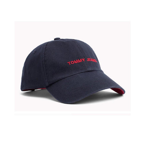 Tommy Hilfiger TJU Sports Cap Tommy Navy AU00137-413