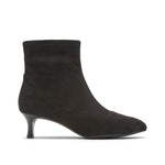Rockport Total Motion Alaiya S Bootie Black Faux Suede CH6399