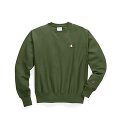 Champion Life Reverse Weave Crew T-shirt  Cargo Olive  GF70