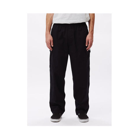 Obey Easy Big Boy Cargo Pant Black 142020157