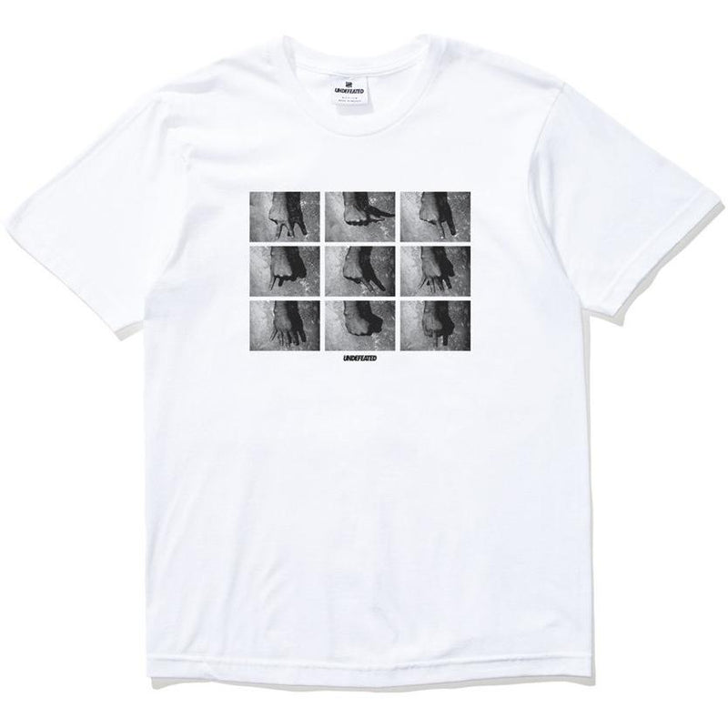 Undefeated Set Rep Tee White 5900897