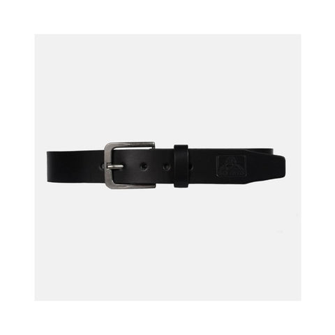 Ben Davis Belt - Black Leather Black 9014