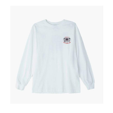 Obey Welcome To The Other Side White 164901640