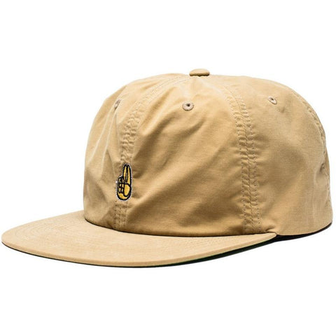Undefeated Peace Cap Khaki 531245