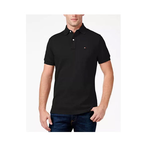 Tommy Hilfiger Ivy Polo Shirt Deep Black 863521684 078