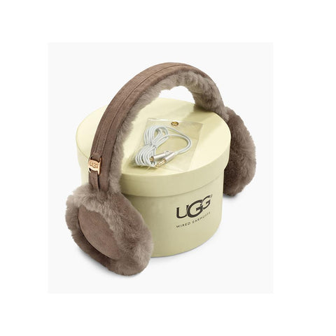 Ugg Women's Classic Tech Earmuff Stomy Grey 17399