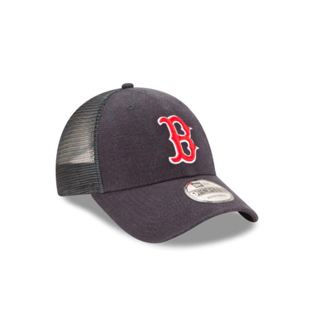 New Era Boston Red Sox Mlb Truckpri 940 Trucker Adjustable Blue 11591212