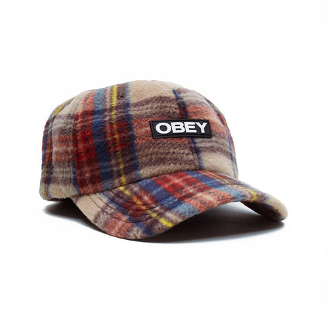 Obey Hyde Hat Black Multi 200140135