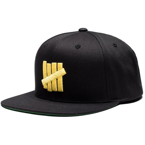 Undefeated 5 STRIKES CAP Yellow 531238