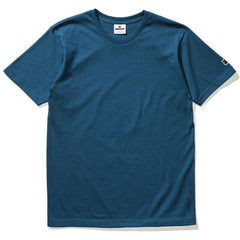 Undefeated Felt Patch Strike Tee Blue 5900874