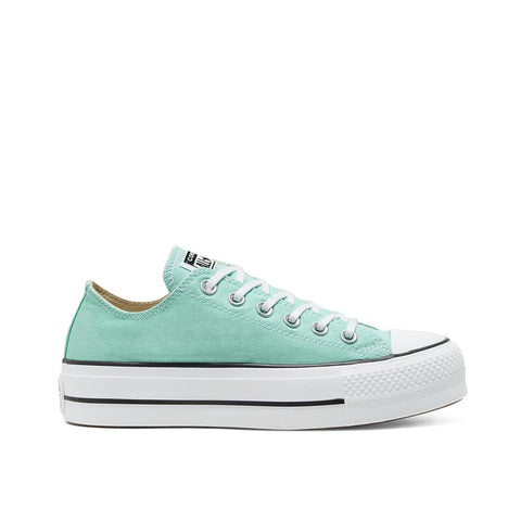 Converse Chuck Taylor All Star Lift Ox Ocean Mint /White/Black 566758C