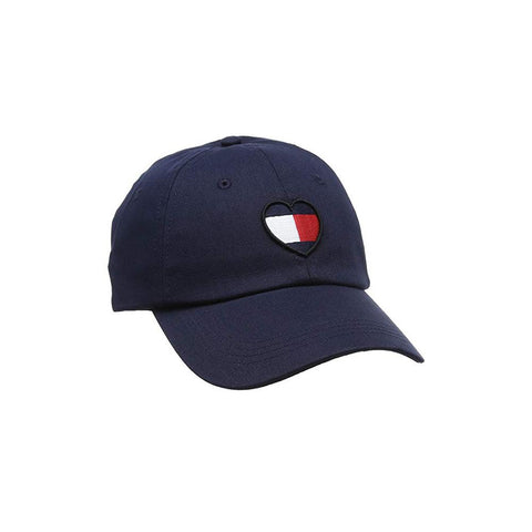 Tommy Hilfiger TJW Flag Heart Cap Tommy Navy AW05636-413